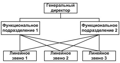 Функцианальная организационная структура
